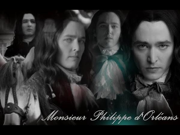 Monsieur Philippe Duke of Orléans 👑 All The King's Horses