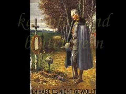 Kaiserhymne Heil dir im Siegerkranz Hail to Thee in Victor's Crown german emperor hymn