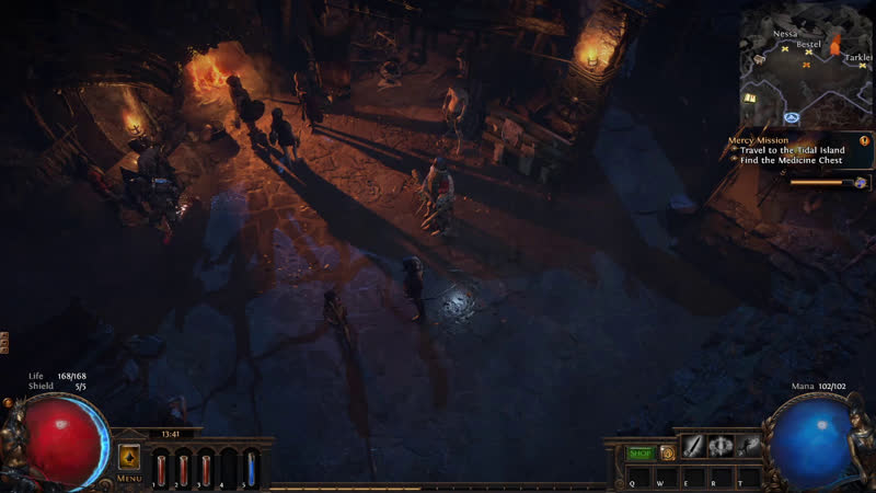 Tycoons of Tomorrow Path of Exile First timer