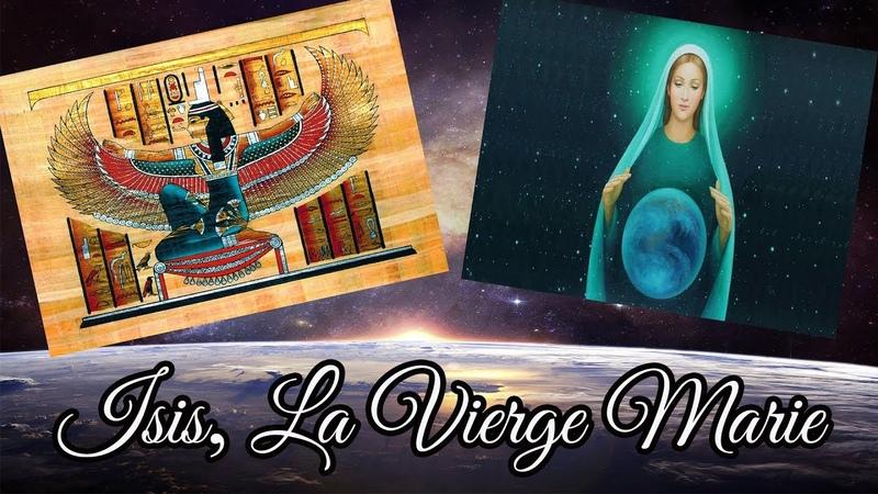 Isis la vierge Marie le mythe dévoilé