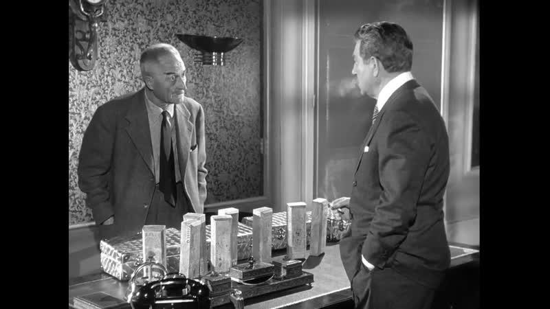 НЕ ТРОНЬ ДОБЫЧУ 1954 криминальная драма триллер нуар Жак Беккер