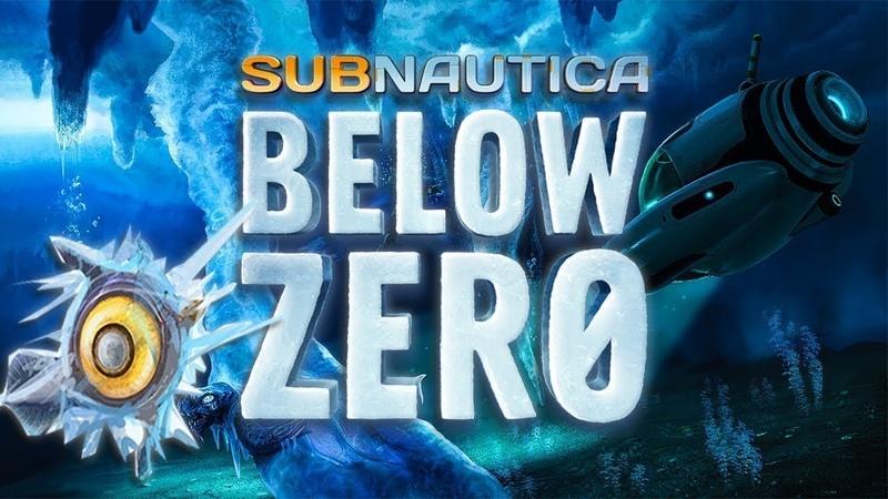 🔴Subnautica Below Zero Ниже нуля 🔴Подводная Одиссея🔴