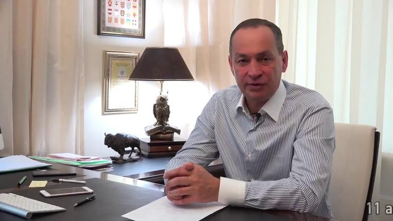 Первое обращение главы Серпуховского района А.В.Шестуна к Президенту России В.В.Путину