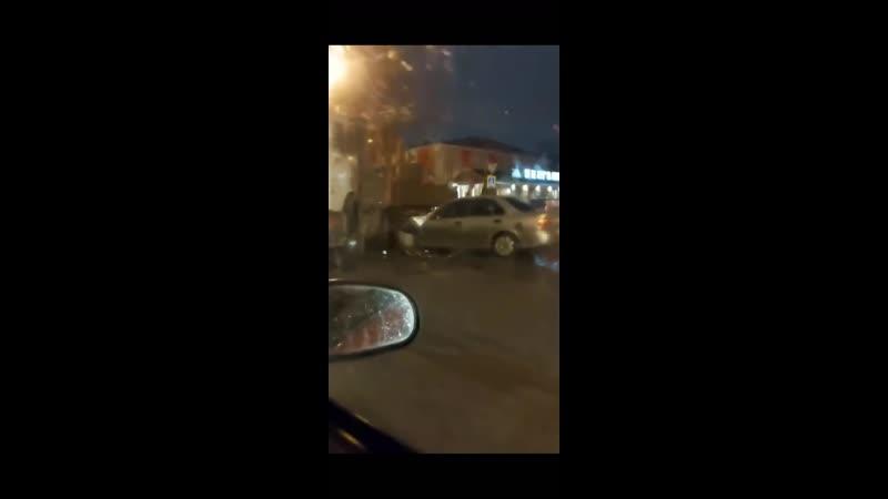 Авария на Тутаевском