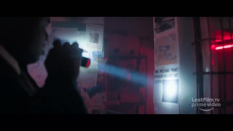 Озвученный трейлер сериала Правдоискатели