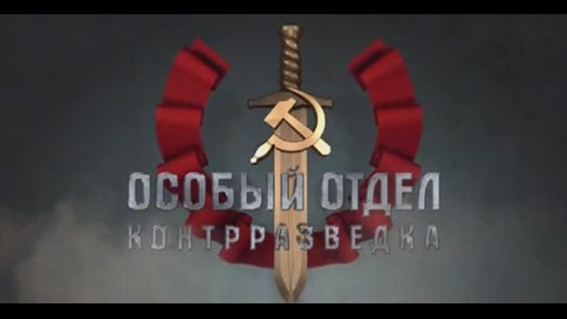 Особый отдел Операция Медовый капкан 9 серия из 9