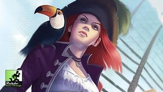 Tiny Epic Pirates Preview (runthrough)
