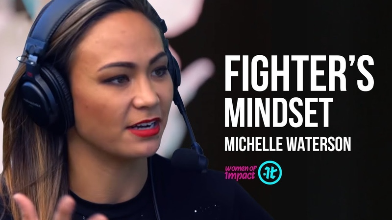 How to Develop a Stronger Identity Michelle Waterson on Women of Impact