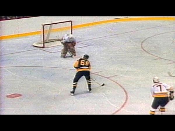 11 октября 1984 Бостон Брюинз Питтсбург Пингвинз