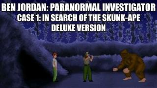 BEN JORDAN CASE 1 (Deluxe Version) Adventure Game Gameplay Walkthrough - No Commentary Playthrough