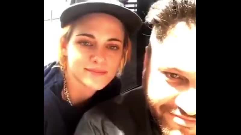 Kristen talking about her bday omg how is she THIS CUTE wtf