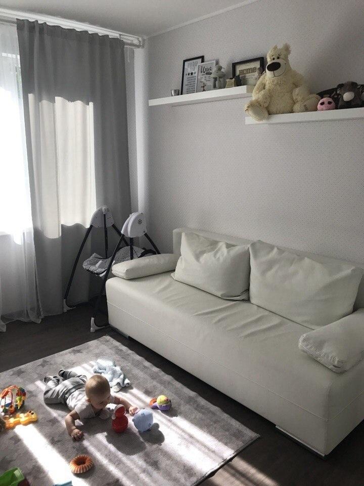 Вот такая у нас получилась уютная и светлая детская для нашего малыша. Что вам нравится, а что нет?