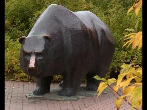 Привет медвед