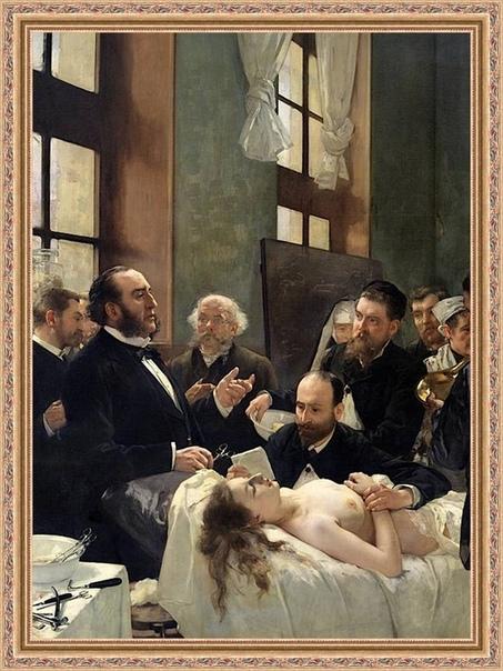 10 ДЕКАБРЯ ДЕНЬ АВТОРА ПРЕДОПЕРАЦИОННОЙ КАРТИНЫ В этот день в 1852 году родился французский художник Анри Жерве Анри Жерве начинал как художник, известный картинами мифологического содержания.