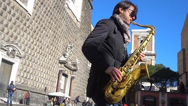 VASAME Arisa Napoli Velata Saxophone cover