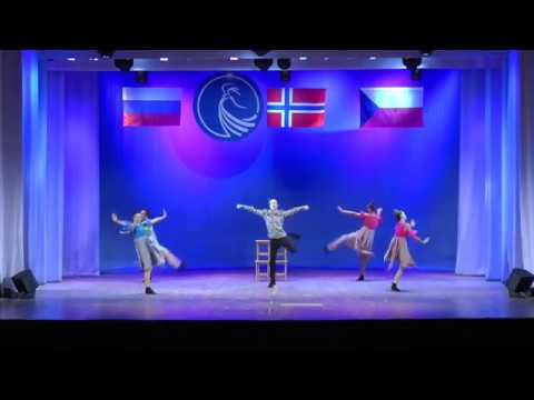 Народный самодеятельный коллектив ансамбль эстрадного танца Форсаж г. Мурманск Варенька