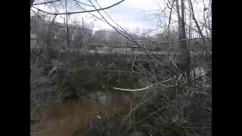 Река Пальта Краснокамск много мусора