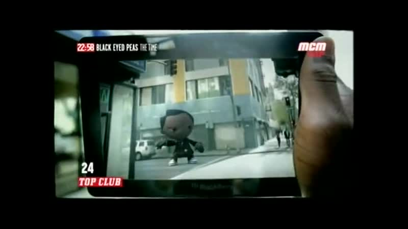 BLACK EYED PEAS The Time MCM TOP TOP MIX