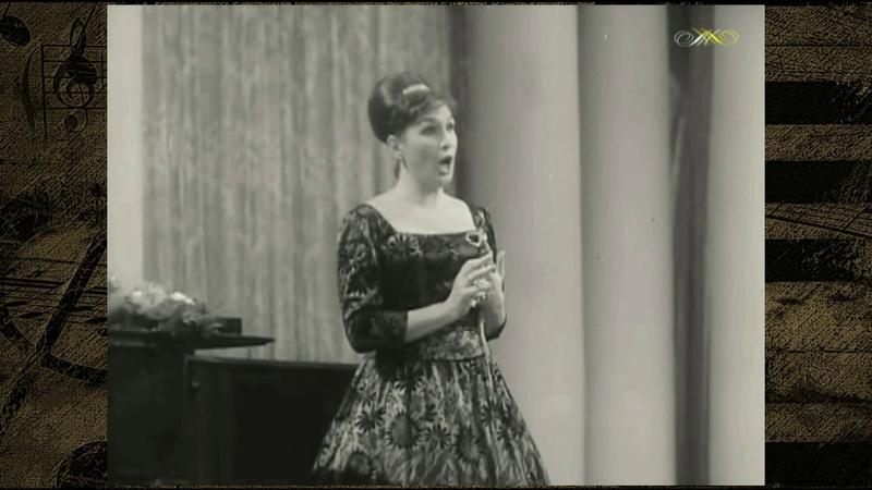 Евгения Мирошниченко - Каватина Розины / Una voce poco fa