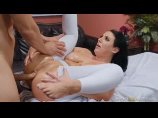 Angela White - Assential Oil - All Sex Anal Big Tits Ass Cheating Hotwife Doggystyle Titty Fuck, Porn, Порно