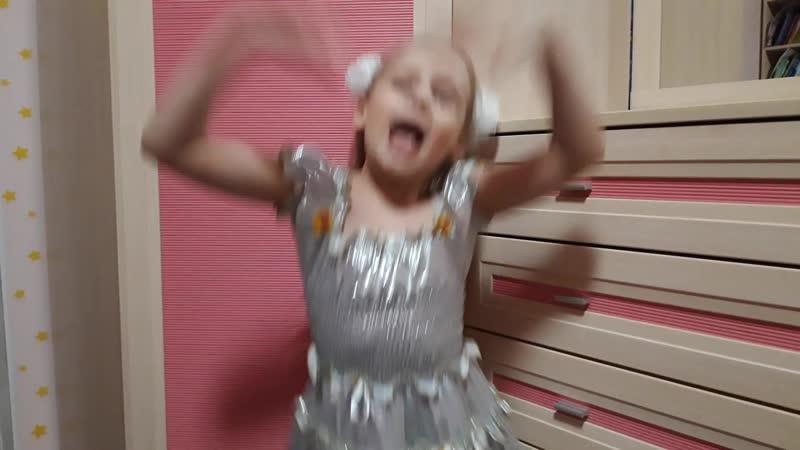 Туманова Алиса Сергеевна, 6 лет