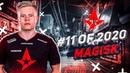 Magisk - HLTVs 11 Of 2020 BEST MOMENTS IN 2020 CSGO