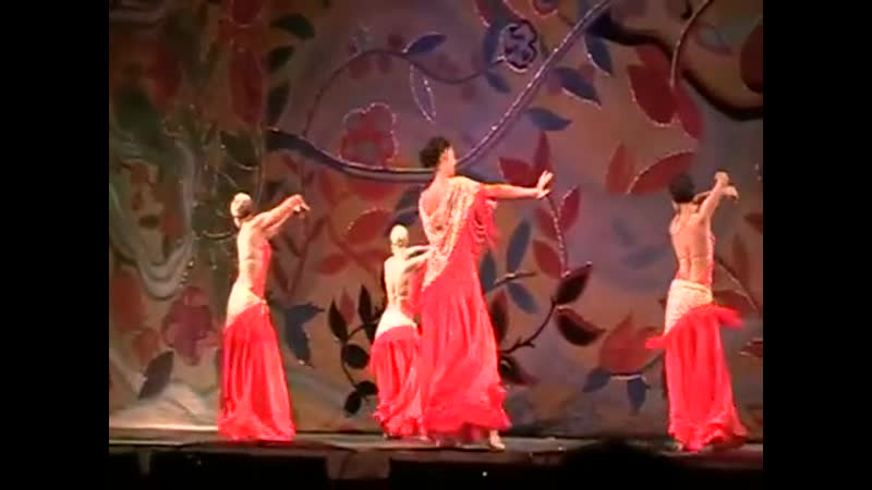 Show group MarMar Andalusia Восточный шоу балет МарМар Андал 1