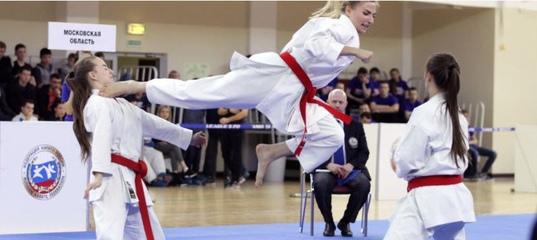 В Екатеринбурге впервые проходит чемпионат России по каратэ