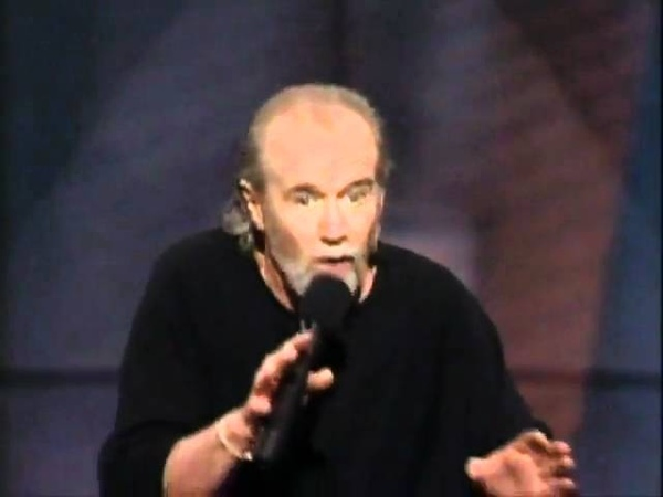 George Carlin They are only WORDS