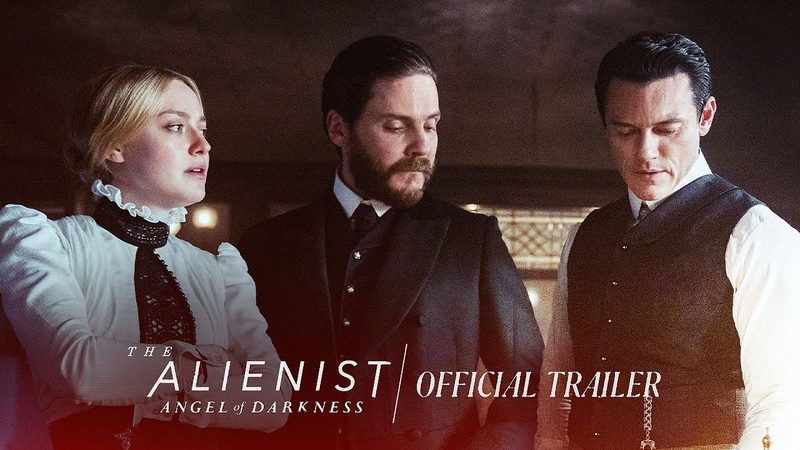 The Alienist Angel of Darkness 2 Hour Premiere Sunday TNT
