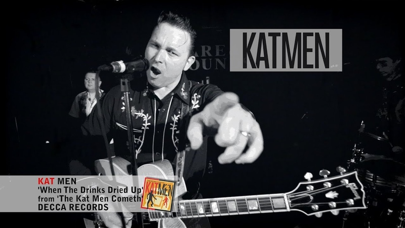 Katmen 'When The Drinks Dried Up' DECCA RECORDS official music video BOPFLIX