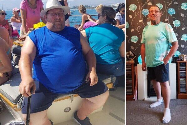 Мужчина похудел на 90 кг после смерти дочери, чтобы помочь зятю растить внуков Житель Уэльса сбросил 90 килограммов, чтобы выполнить предсмертную просьбу дочери. Об этом сообщает Wales