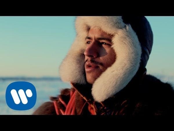 Jon Henrik Fjällgren The Way You Make Me Feel feat Elin Oskal Official Video