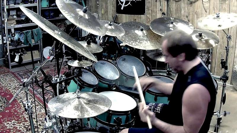 Aleksandr Murenko Keys idea Gretsch USA Custom Drums