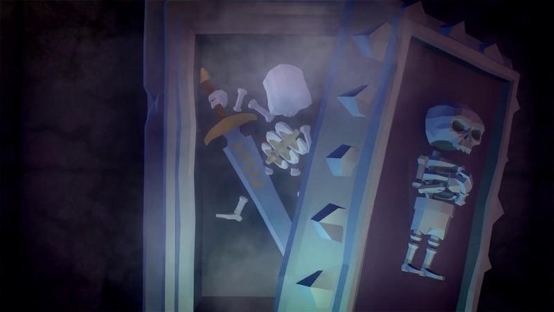 Skeletal Avenger Reveal Trailer