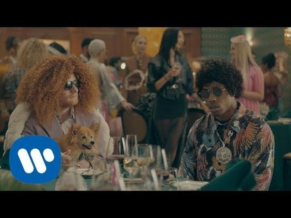 Ed Sheeran Travis Scott Antisocial Official Video