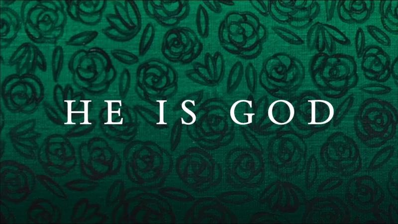 Luke Slott - He is God
