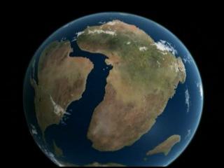 BBC История Земли Формирование нашего мира Живая планета