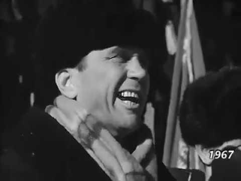 1967 г. ЖД Тюмень-Сургут. Дошла до Тобольска!