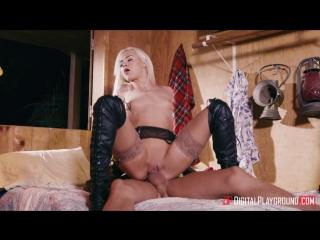 Elsa Jean (Little Red Rider: A DP XXX Parody) [Costume, Parody, Blowjob, Small Tits, Teen, Facial, Hardcore, 1080p]