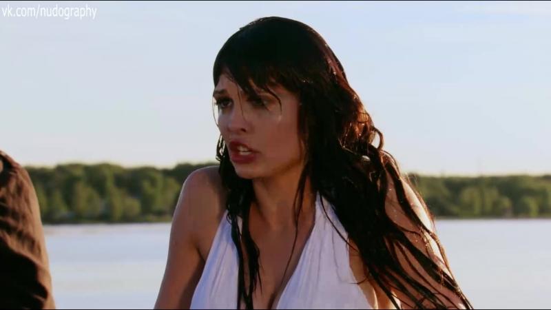 Мария Горбань в сериале Мой капитан Баржа 2012 Александр Карпиловский 3 серия 1080p