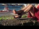 Bupshi - high heels at seaport