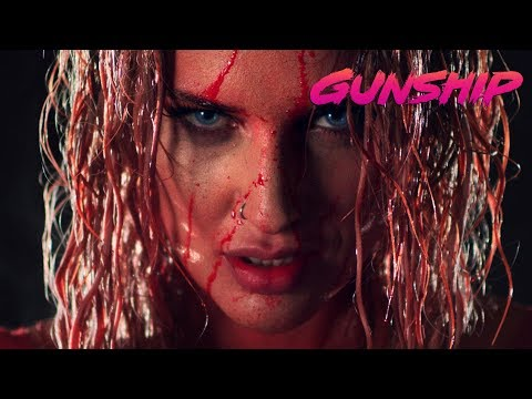 GUNSHIP Dark All Day feat Tim Cappello and Indiana Official Music Video