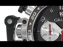 Graham Men's 2OVGS.B39A.K10S Chronofighter Analog Display Swiss Automatic Black Watch