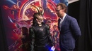 Tom Hiddleston Surprises Fans Dressed as Loki Avengers Infinity War