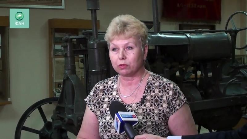 В Луганске торжественно погасили марку «80 лет Ворошиловградской области»