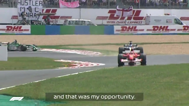 France 2002: Schumacher seals title 5