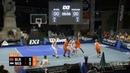 FIBA 3x3 U18 Europe Cup 2018 Qualifiers Belarus VS Netherlands Szolnok Hungary 04 08 2018