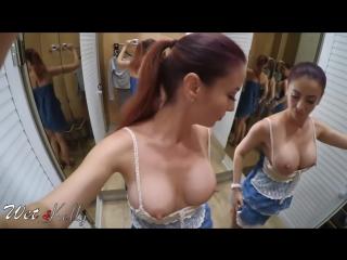 Girl filming herself masturbating variant