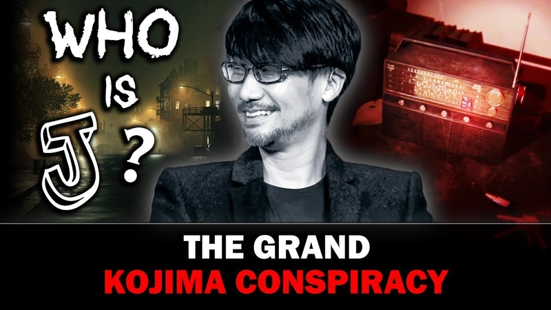 The Kojima Conspiracy - WHO IS
